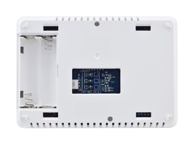 Touch thermostat 24/7 room controller 5A